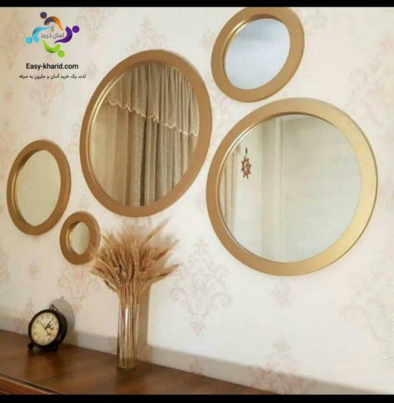 آینه دکوراتیو حبابی