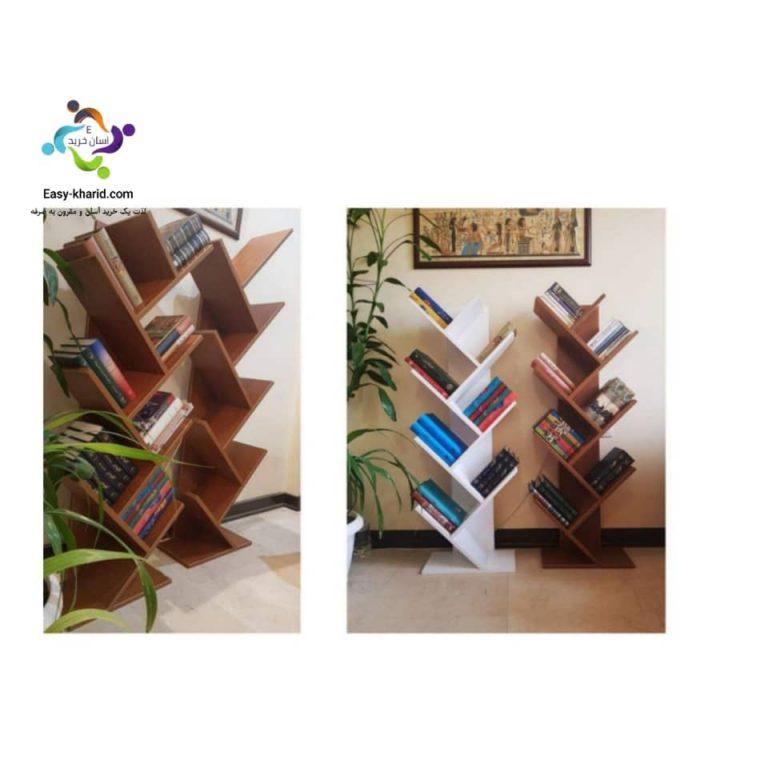 کتابخانه طرح درختی