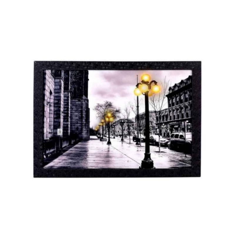 تابلو نوری مدل خیابان پاریس