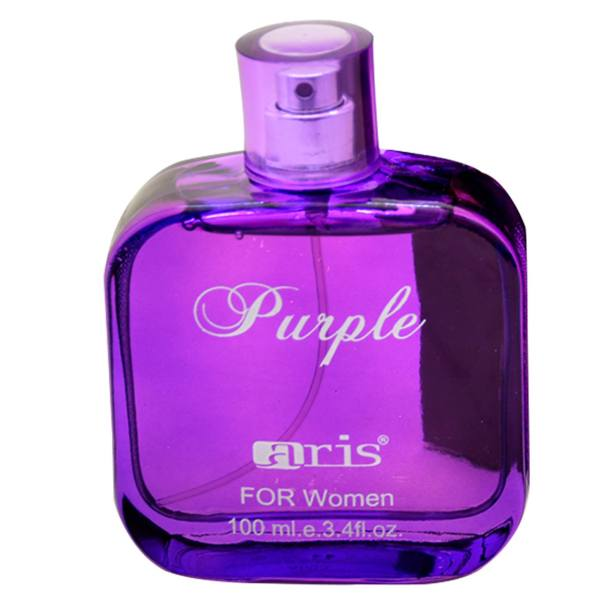 عطر زنانه آریس بنفش