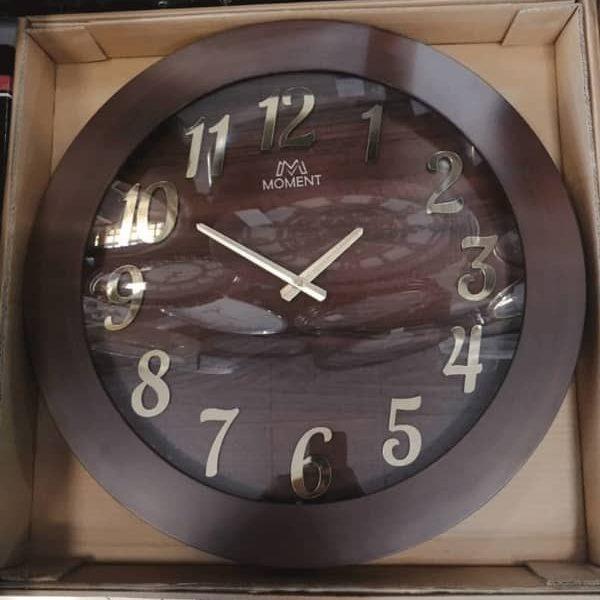 ساعت دیواری چوبی خاص