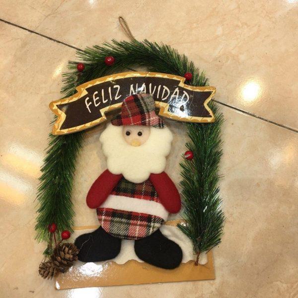 عروسک آویزی درخت کریسمس