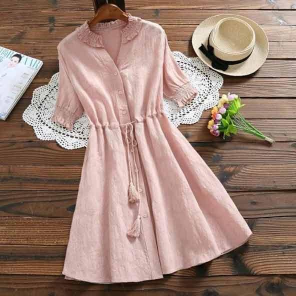 لباس زنانه شیک خانگی