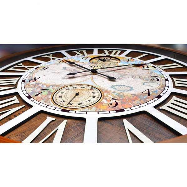 پرفروش ترین ساعت دیواری چوبی