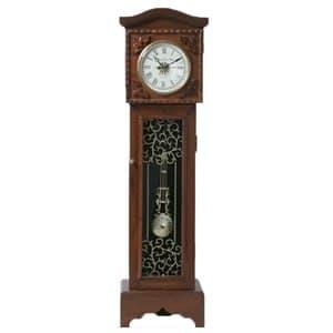ساعت دیواری چوبی ایستاده