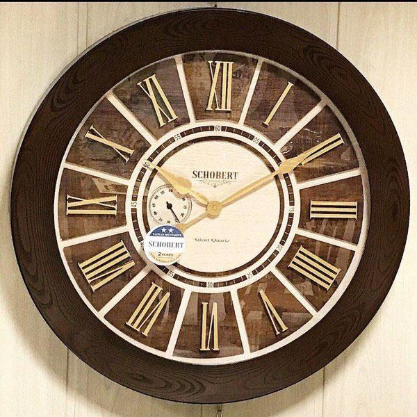 بهترین برند ساعت دیواری شوبرت