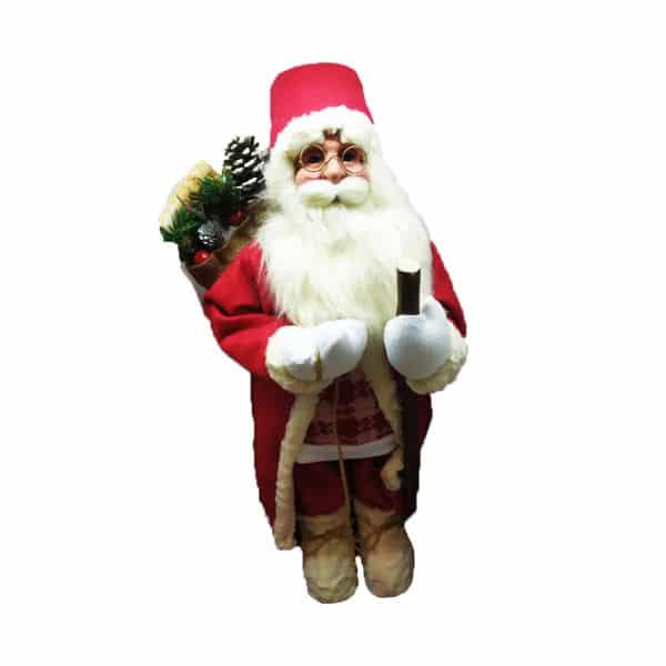 عروسک بابانوئل پولیشی