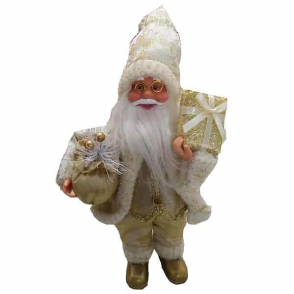 عروسک بابانوئل سفید