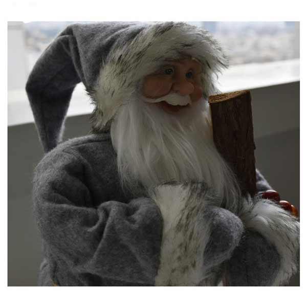 بابانوئل پارچه ای