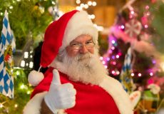 فروش عمده عروسک بابانوئل